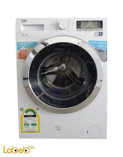 Beko Washer & Dryer Condenser 10Kg White WMY101440LB1