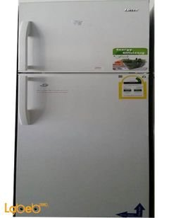 Ugine Refrigerator top freezer - 340.3L - White - UGR-344LW model