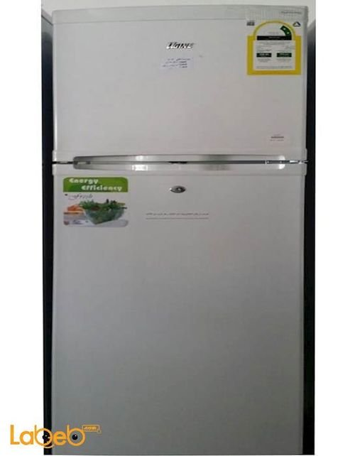 Ugine Refrigerator top freezer UGR-2-320 313L White