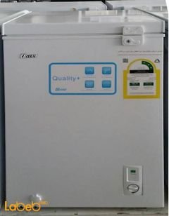 Ugine chest freezer - 100L - White - UGCFV100L model