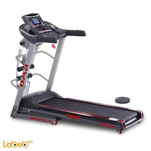 Oma fitness motorized treadmill motor 2hp Oma-1916CAM model
