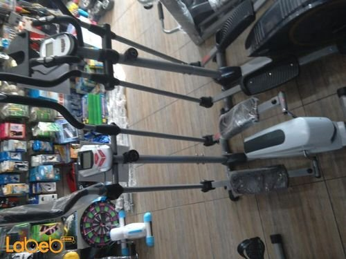 Life Gear Cross Trainer max weight 145Kg L21431011