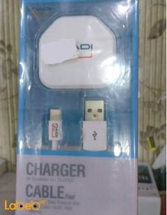 Nadi charger - for samrt devices - White - TS-UC037 model