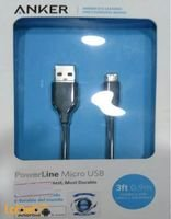 PowerLine Micro USB A8132011 for samsung devices 0.9m