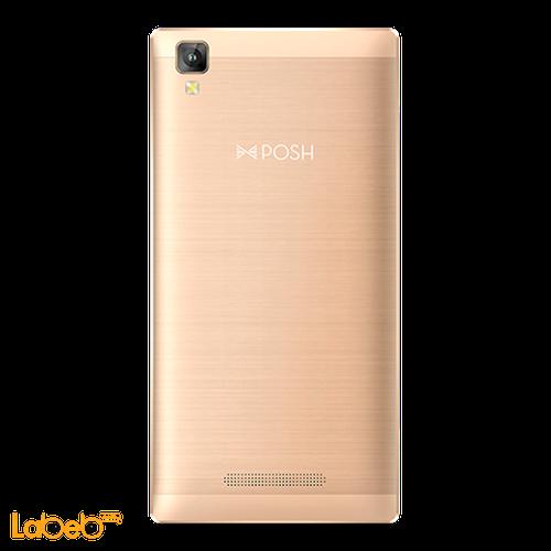 Posh LTE volt L540 smartphone 16GB Gold color