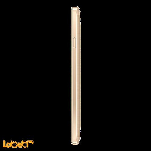 Posh LTE volt L540 smartphone side 16GB Gold color