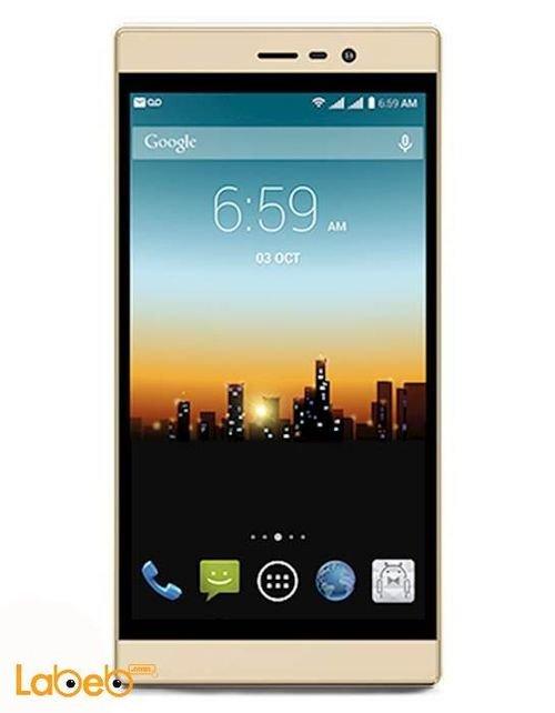 Posh LTE volt L540 smartphone 16GB Gold color 5 inch