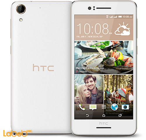 HTC Desire 728 smartphone 32GB Dual sim 5.5inch white color