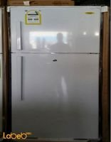 General super Refrigerator top freezer 405L White GS510