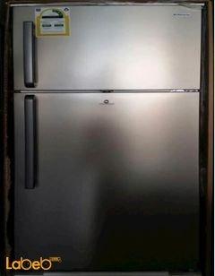 Starway Refrigerator top freezer - 450L - Silver - SW-650RNFN