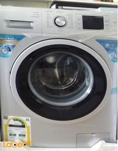 Panasonic Washer & Dryer Condenser - 6KG - Silver - NA-126MB1LSA