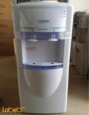 كولر ماء كروني - حار بارد - لون ابيض - موديل LB-LWB1
