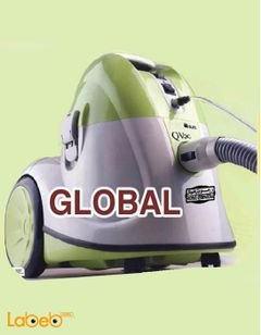 Romo international vacuum cleaner - All household uses - Green