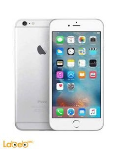 Apple Iphone 6 Plus smartphone - 16GB - 5.5inch - silver - A1522