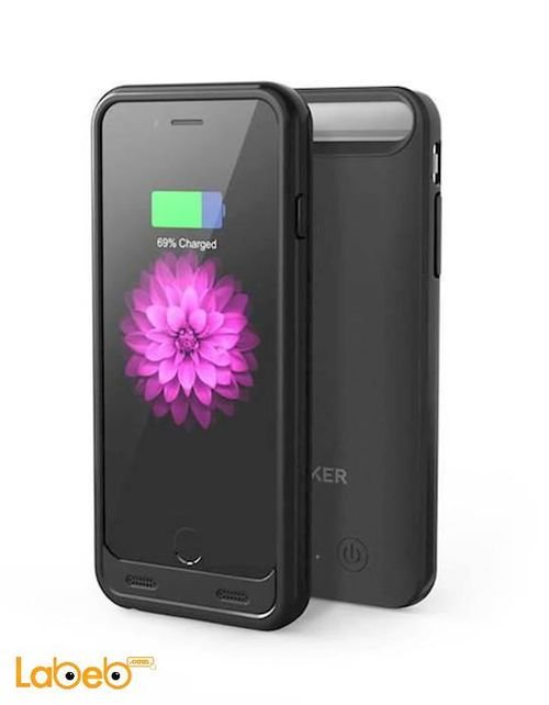 Anker protective battery case for iPhone 6 3100mAh Black