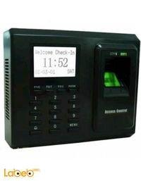 جهاز دوام بصمة ZKTeco شاشة 3 انش منفذ USB موديل TX-628