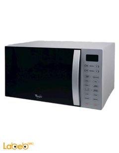 Whirlpool microwave - 1400Watt - 30L - Silver - MWO611 model