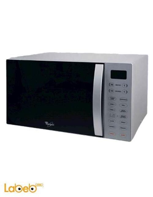 Whirlpool microwave 1400Watt 30L Silver MWO611 model