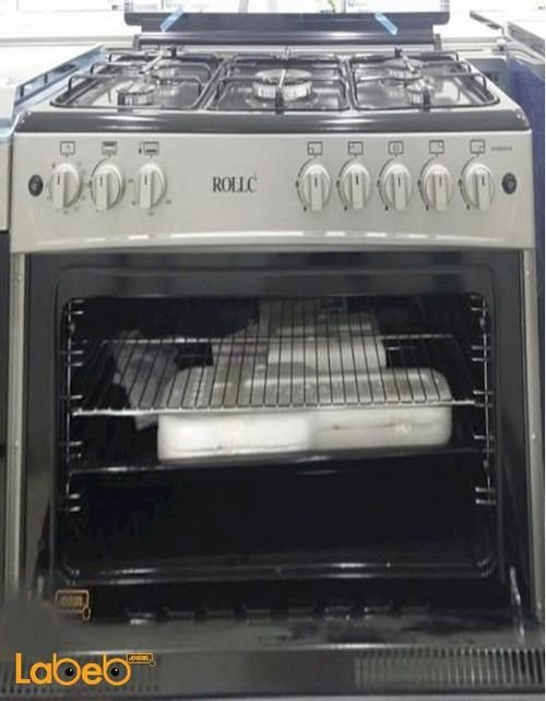 Silver Rollc Oven RCP9060F5B 60x90cm