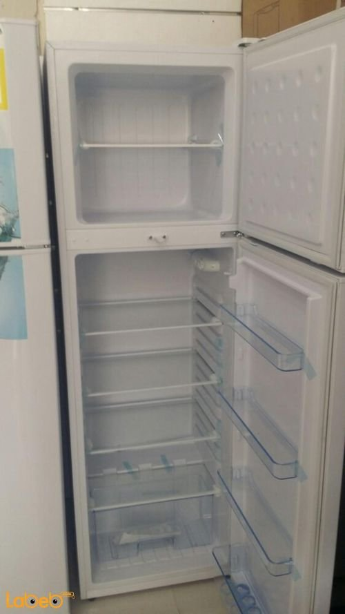 Richome Refrigerator top freezer inside 245L White BCD-275 model