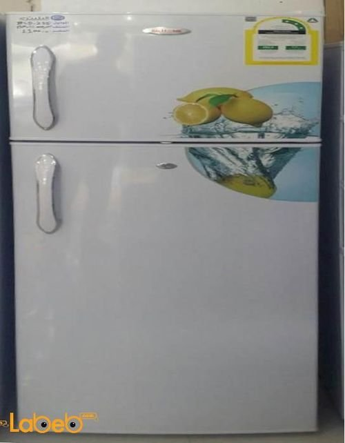 Richome Refrigerator top freezer 245L White BCD-275 model