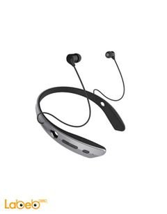 Maestro Ring collar music wireless headset - USB - black - Light