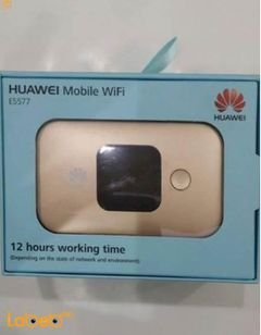 Huawei mobile wifi - 4G - 3000mAh - Gold - E5577S-932