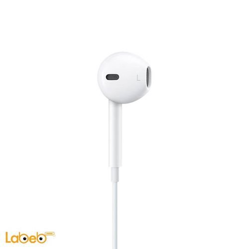 Apple EarPods MD827ZM/B with remote and mic White