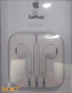 Apple EarPods - with remote and mic - White - MD827ZM/B
