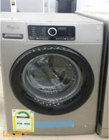 Whirlpool Front Load Washing Machine 8kg Silver FSCR80211