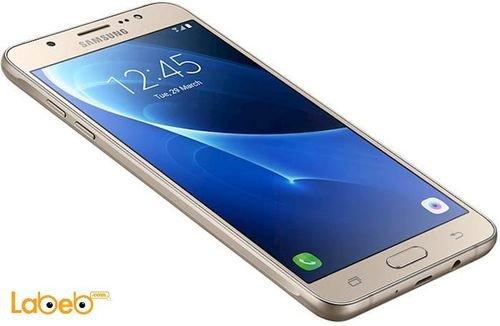 Gold Samsung Galaxy J5 (2016) smartphone 16GB 5.2inch