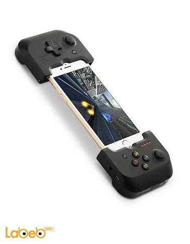 متحكم (باي جيم فايس) أبل - ايفون 6/6 بلس/6S/6s بلس - أسود