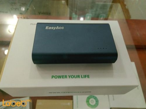 Black RAV power Powerbank 10050mAh 2 port RP-PB31