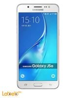 Samsung Galaxy J5 (2016) smartphone 16GB 5.2 inch White
