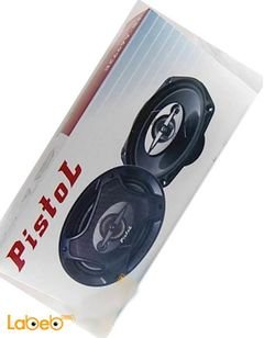 Pistol 3-way speaker - 400Watt - 6x9 inch - TS-A6972E