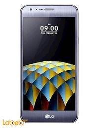 موبايل LG x cam ذاكرة 16 جيجابايت لون فضي K580