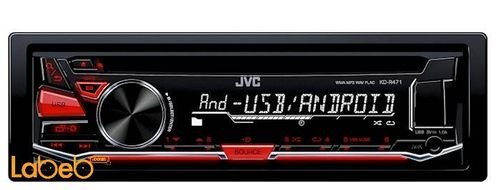 JVC Car CD Receiver USB/AUX Input KD-R471M model