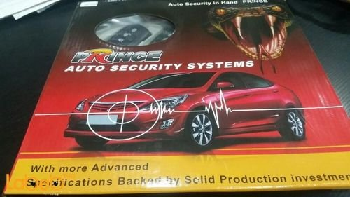 Prince auto security system remote control PR-Y119 model
