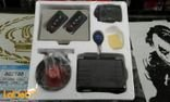 Prince auto security system remote control