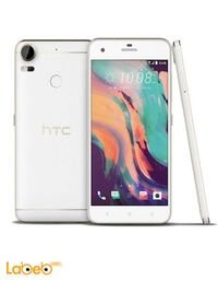 موبايل HTC Desire 10 lifestyle ذاكرة 32 جيجابايت لون أبيض