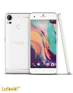 موبايل HTC Desire 10 lifestyle - ذاكرة 32 جيجابايت - لون أبيض
