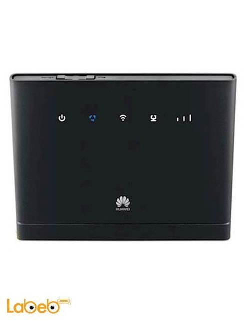 Huawei 4G Router 150Mbps black color B315s -936