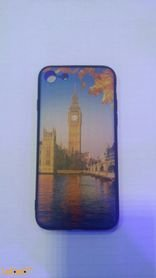 Mobile Back cover for iPhone 7 with picture Big Ben