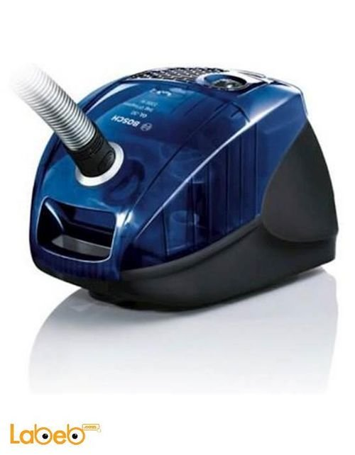 Bosch 2500W Bag/Bagless Vacuum Cleaner Blue GL-30