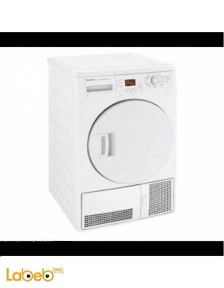 نشافة ملابس تعبئة أمامية بلومبيرج 7 كغم أبيض موديل TKF7431A