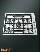 Smeg gas hob 5 burners 90cm stainless steel PGF95-4 model