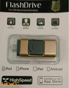 Flash drive USB 2.0 - for Apple/Android devices - FD-32G model