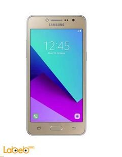 Galaxy grand prime plus smartphone - 8GB - 5inch - Gold color