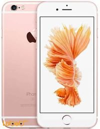 موبايل ابل ايفون 6S ذاكرة 32 جيجابايت لون وردي iPhone 6S