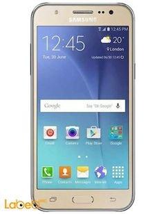 موبايل سامسونج جلاكسي J5 - ذاكرة 16 جيجابايت - ذهبي - Galaxy J5